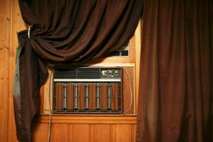 How To Properly Clean Your Window Air Conditioner Ehow