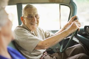 You are never too old to learn safe driving habits.