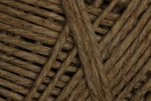 Jute and rattan are similar in texture and appearance.