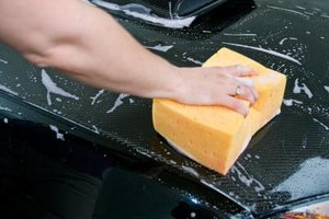 Can Regular Household Soap Be Used to Wash a Car?