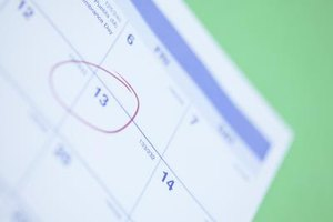 Online calendars let you share important dates with your website visitors.