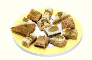 Baklava and other phyllo-based pastries can be made  and  frozen for later use.