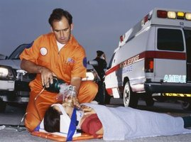 EMT training is an intense road but the career is fufilling.