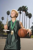 Sports awards can make young athletes feel important and encourage them to succeed.