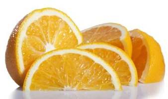 Different orange tree cultivars produce sweet juice for a variety of tastes.