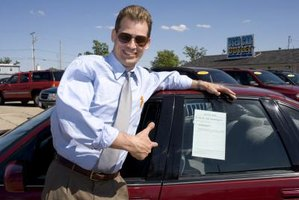 How to Tell If a Car Recall Has Been Taken Care of on a Used Car