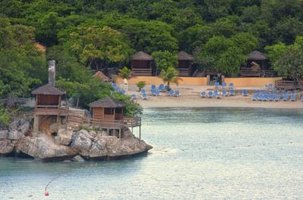 Labadee is Royal Caribbean's private resort property on Haiti.