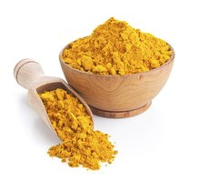 Turmeric is an Indian spice used for cooking and as a dye.