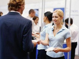 Attending trade shows is an effective marketing tool.