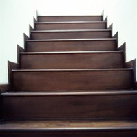 How to Protect Hardwood Floor Stairs From Dogs