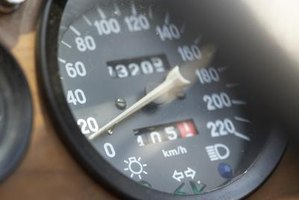 How to Calculate Gas Mileage for an RV