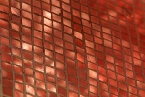 How to Install Mosaic Glass Tiles