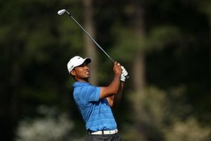 Tiger Woods is one high profile golfer who uses Nike equipment.