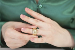 Removing a ring off your finger may involve a little bit of discomfort.