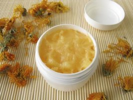 The beeswax from honeycombs is a key ingredient in many skincare products.