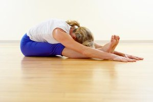 Many yoga poses are recognizable even to novices.