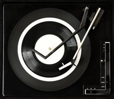 Transfer your vinyl records to your iPod to ensure their longevity.