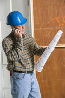 Businesses might use a time and materials contract for construction projects.