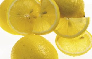 Lemon juice also cuts through stains on plastic containers.