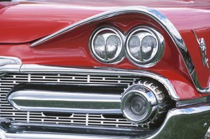 Chrome plating adds beauty and style to automobiles and home accessories, but the look is difficult to achieve.