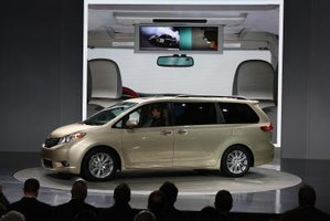 The year 2004 was the first year for the second generation of the Toyota Sienna.