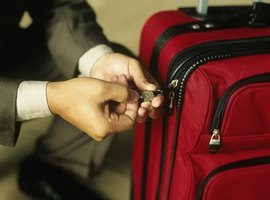TSA approved travel locks allow for agents to open your luggage without damaging the lock.