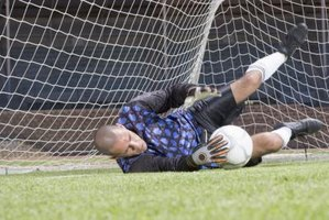 Goalkeepers at all levels of soccer practice similar skills.