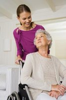 Home health aides provide personal care services.
