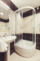You can make your small bathroom seem much larger with some key design choices.