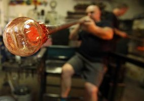 How to Blow Glass Pipes at Home