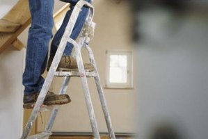 How to Install Folding Attic Stairs
