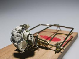 A simple mouse trap can create enough power to propel your car several feet.