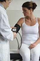 You can track your blood pressure with an in-home kit.