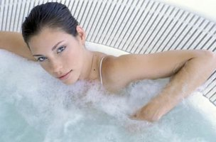 Use caution when bypassing a hot tub thermostat to avoid dangerous water temperatures.
