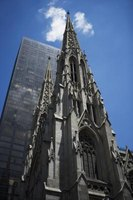 St. Patrick's Cathedral was built to be to be the most beautiful Gothic cathedral in the New World.