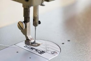 How to Sew Rubber Material