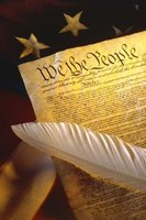 The U.S. Constitution is a written plan of government.
