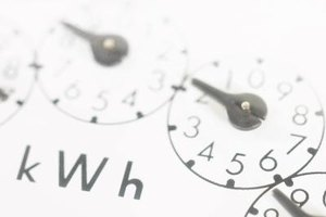 Traditional utility meters measure usage in kilowatt-hours.