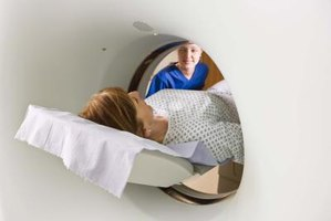 "The CT scanner aperture is often nick named ""The Donut"" because of its shape."