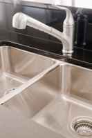 You don't have to live with rust stains in your stainless steel sink.