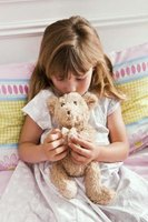 It's easy to make a personalized stuffed animal for a child to enjoy.