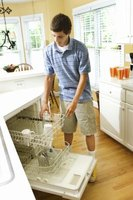 There are several surprising advantages to washing dishes in a dishwasher.