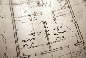 Floor plans are used to calculate the necessary materials needed to build.