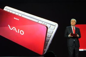 Sony has made Vaio laptops since 1997.