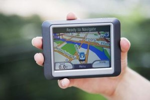 How to Add a MicroSD Map to a Garmin Nuvi