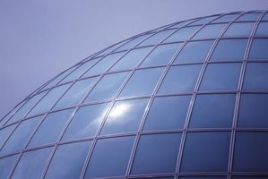 How to Calculate the Square Feet Formula of a Dome