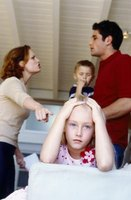 Ongoing parental conflict can be hurtful to children.