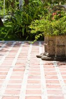 Both tiles and pavers can produce beautiful effects for outdoor areas.