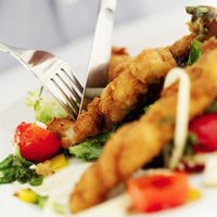 Pan-fried fish can be an elegant main dish or a casual snack.