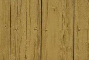 Older wood paneling often appears flat because of built up grime, not because the finish is gone.